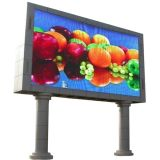 P6 Pantalla LED Display Con Gabinete de HIerro