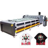 DT1302 Digital Direct Injet Printing Machine with 2 Epson 4720 Printheads